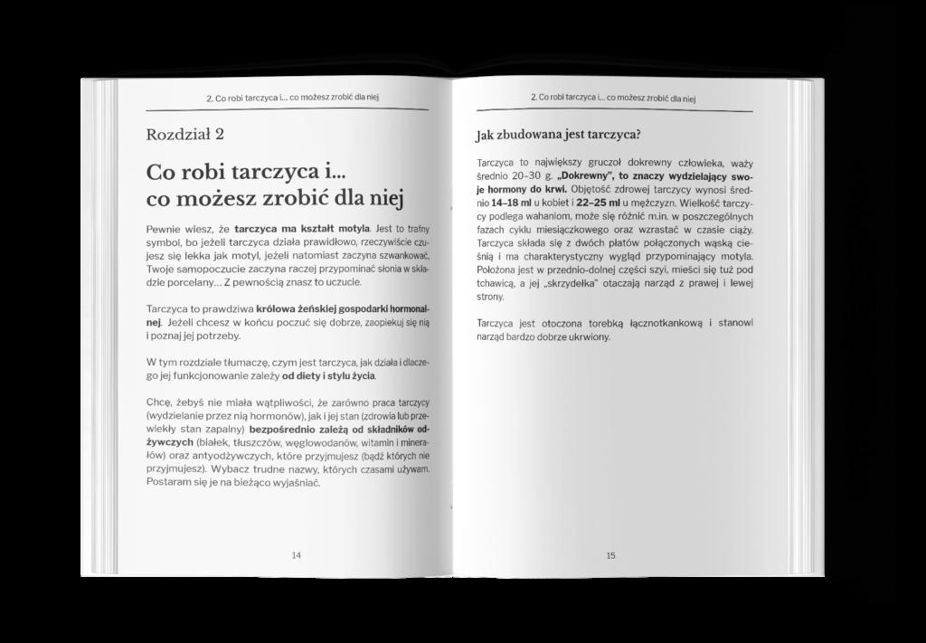 książka tarczyca